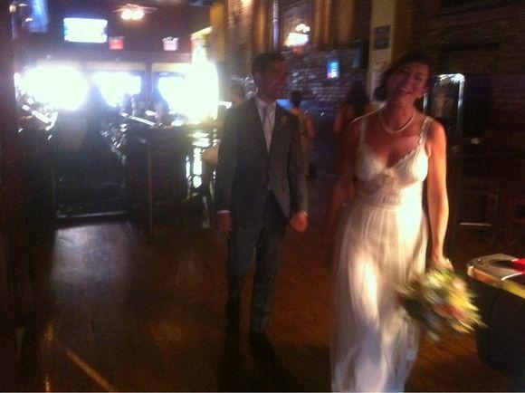 Congratulations Jason and Shawn!